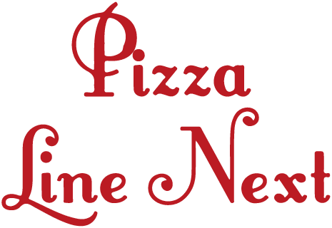 logo Pizza Line Next by Chano
