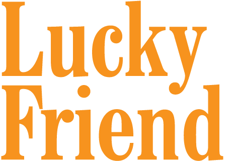 logo Restaurant Lucky Friend