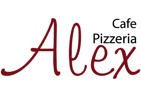 logo Cafe Pizzeria Alex