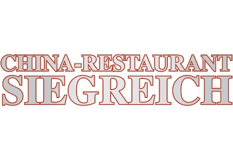 logo China Restaurant Siegreich