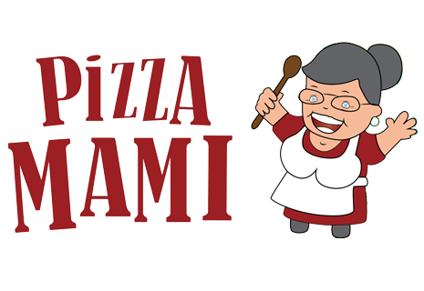 logo Pizza Mami