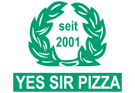 logo Yes Sir Pizza