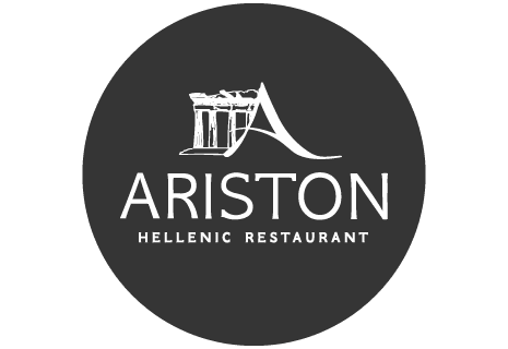 logo Ariston Hellenic Restaurant