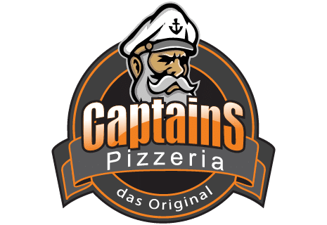 logo Captains Pizzeria