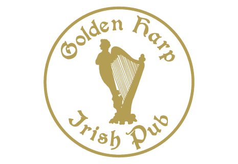 logo The Golden Harp