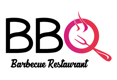 logo Barbecue Restaurant BBQ
