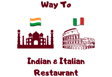 logo Way to II - Indian and Italian Restaurant
