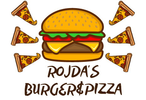 logo Rojda Burger & Pizza