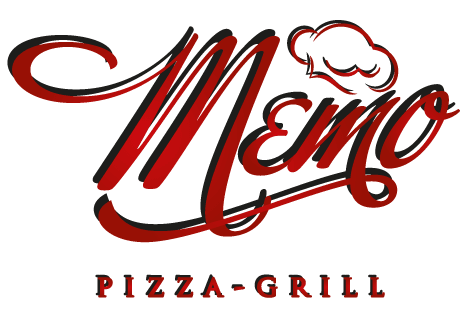 logo Cafe, Grill & Pizza Memo